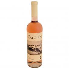 Oprisor Caloian - Rose 0,75l