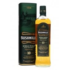 Bushmills 10 Ani 0,7L