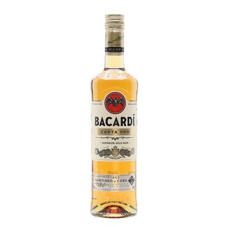 Bacardi Carta Oro Gold
