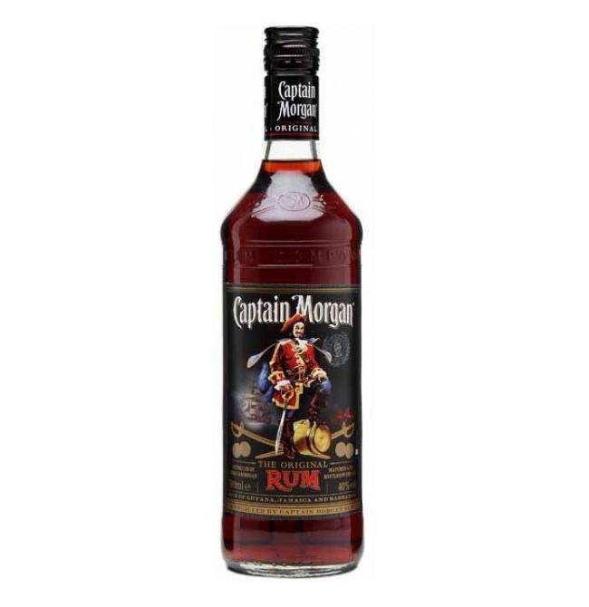 Captain Morgan Dark Rum Rom
