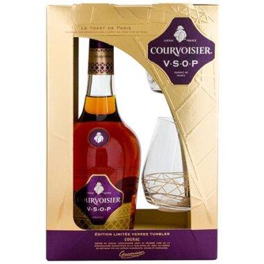 Cognac Courvoisier VSOP Giftpack