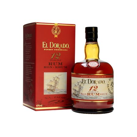 El Dorado 12 ani Rum