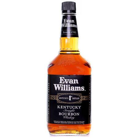 Evan Williams Extra Aged Bourbon Whiskey