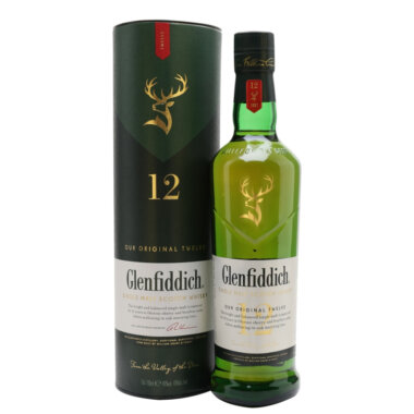 Glenfiddich 12 Ani Single Malt Whisky