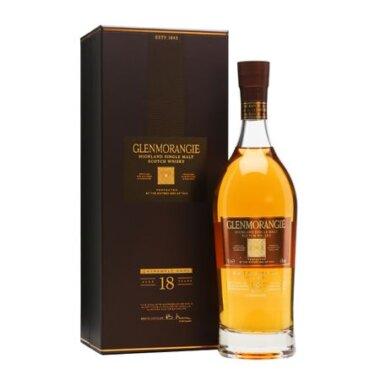 Glenmorangie 18 ani Extremly Rare Single Malt Whisky