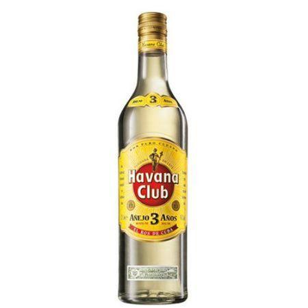 Havana Club Anejo Blanco 3 Ani Rom
