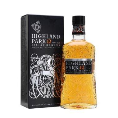 Highland Park 12 ani Viking Honour Single Malt Whisky