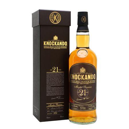 Knockando 21 Ani Years Single Malt Whisky