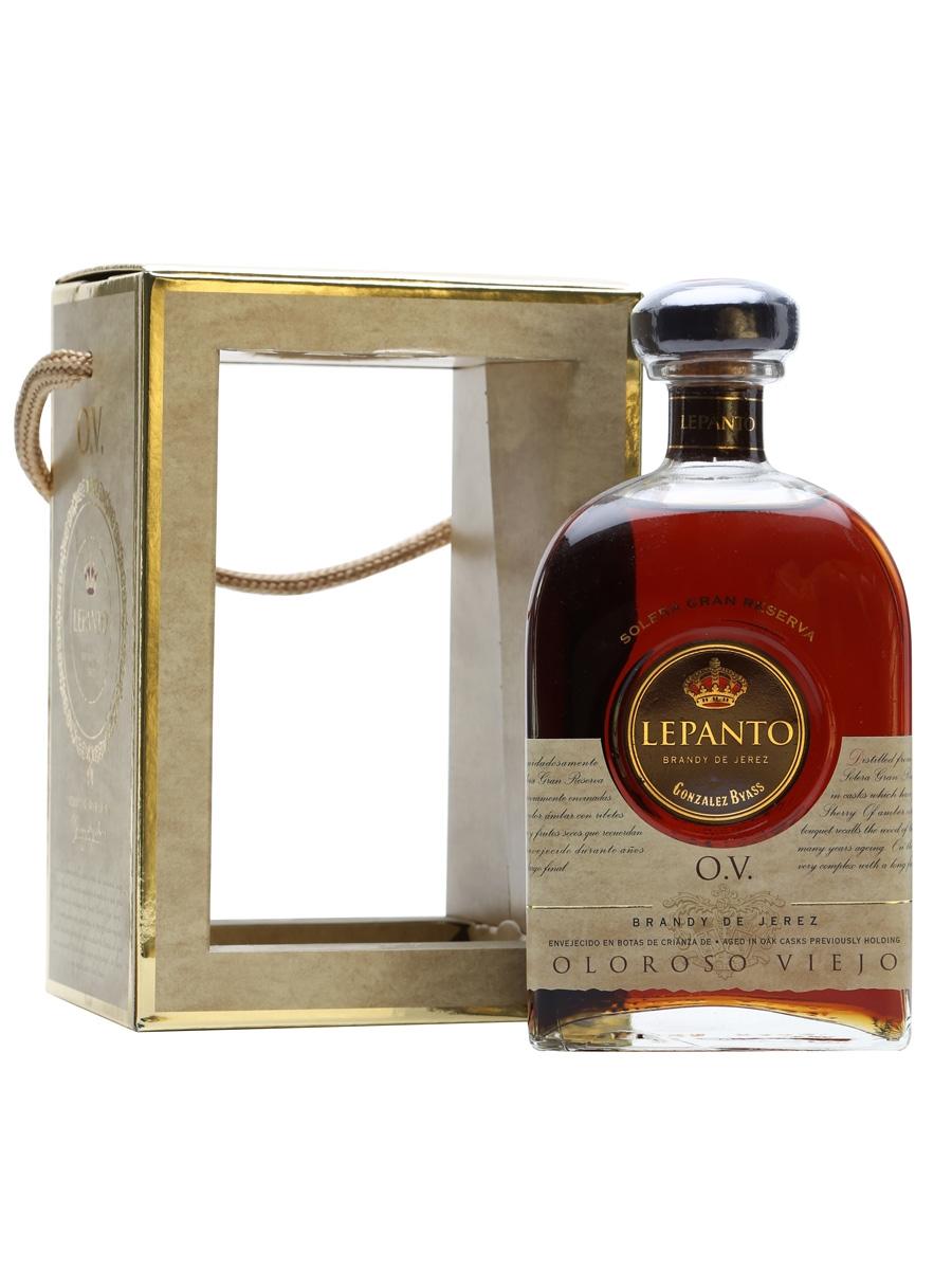 Lepanto Oloroso Viejo Brandy de Jerez