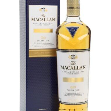 Macallan Gold Double Cask Single Malt Whisky