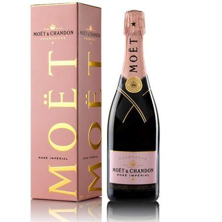 Moet & Chandon Brut Rose Champagne