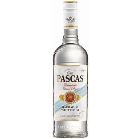 Old Pascas Barbados White Rum