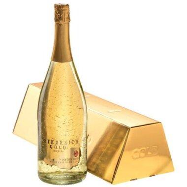 Osterreich Gold Vin Spumant Cu Foita Aur 23k