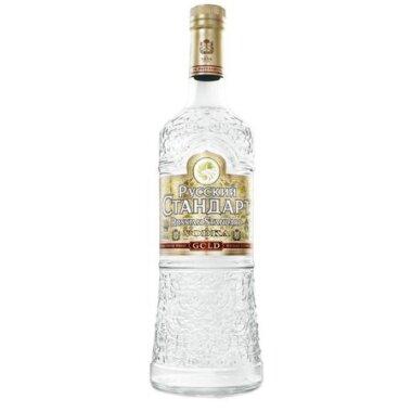 Russian Standard Gold Vodka