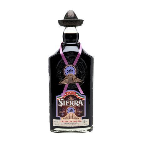 Sierra Cafe Liqueur Tequila