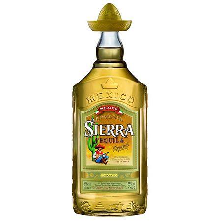 Sierra Gold Reposado Tequila