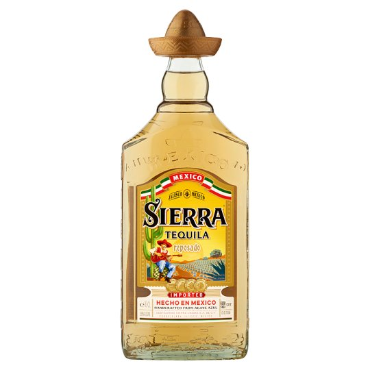 Sierra Reposado Gold