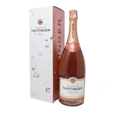 Taittinger Rose Brut Champagne