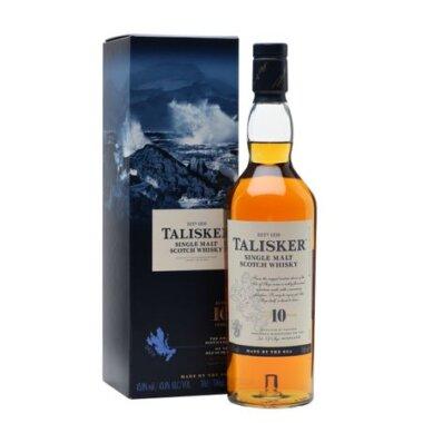 Talisker 10 Ani Single Malt Whisky