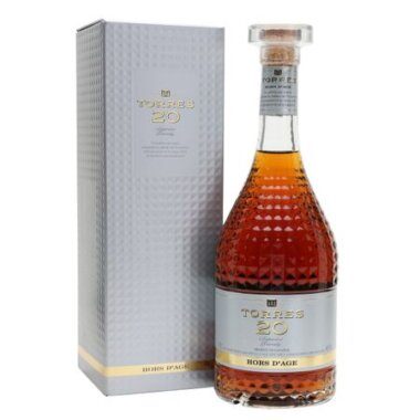 Torres Hors D'Age 20 Ani Brandy