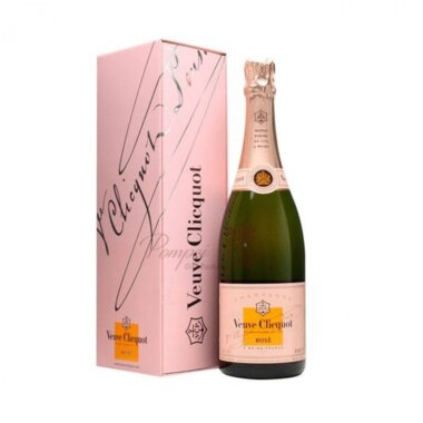 Veuve Clicquot Brut Rose Champagne