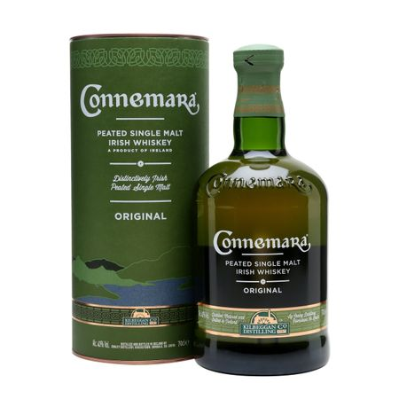 Whiskey Connemara Peated Irish