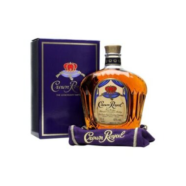 Whisky Crown Royal Deluxe Canadian