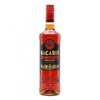 Bacardi Carta Fuego Spiced