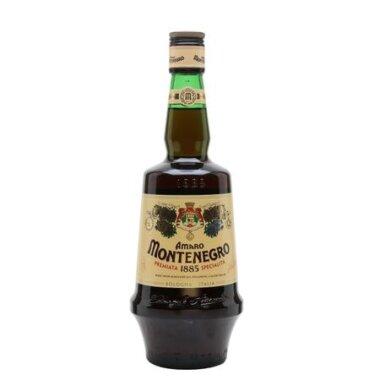 Lichior Amaro Montenegro Bitter