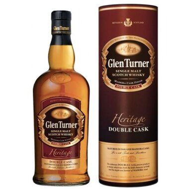 Glen Turner Heritage Reserve Double Cask Single Malt Whisky