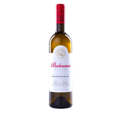 Budureasca Clasic Sauvignon Blanc Demisec