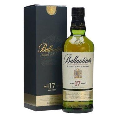 Ballantine's 17 Ani Blended Scotch Whisky