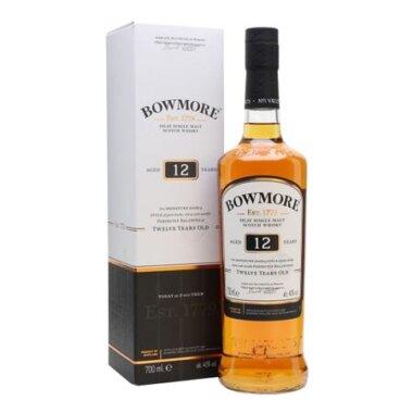 Bowmore 12 Ani Single Malt Scotch Whisky