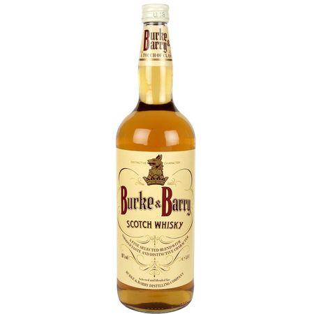 Burke & Barry Blended Scotch Whisky