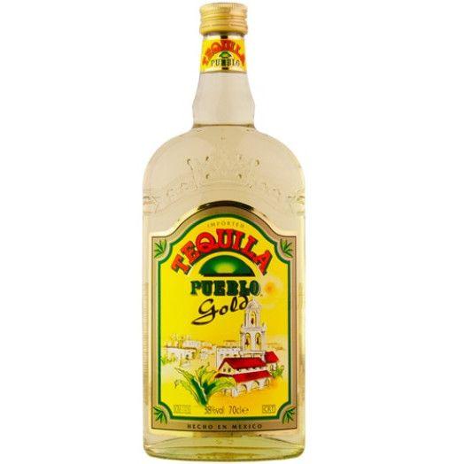 Pueblo Gold Tequila