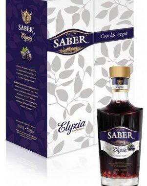 Saber Elyziz Coacaze Negre Lichior Premium