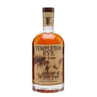 Templeton Rye 4 Ani Straight Rye Whiskey