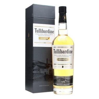 Tullibardine Sovereign Bourbon Cask Single Malt Whisky