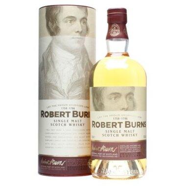 Whisky Single Malt Robert Burns