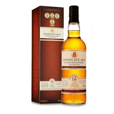 Whisky Syndicate 58/6, 12 ani