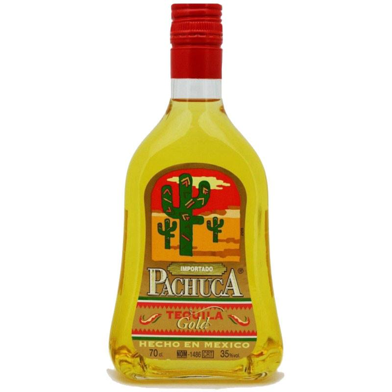 tequila pachuca gold