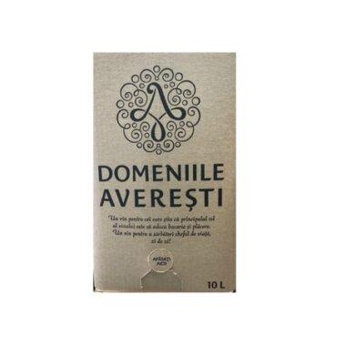 Bag In Box Muscat Ottonel Demidulce Crama Averesti