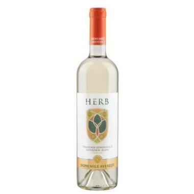 Herb Tamaioasa Romaneasca & Sauvignon Blanc Demisec