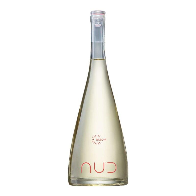 Nud Alb Sauvignon Blanc & Pinot Gris & Feteasca Regala & Muscat Ottonel Sec