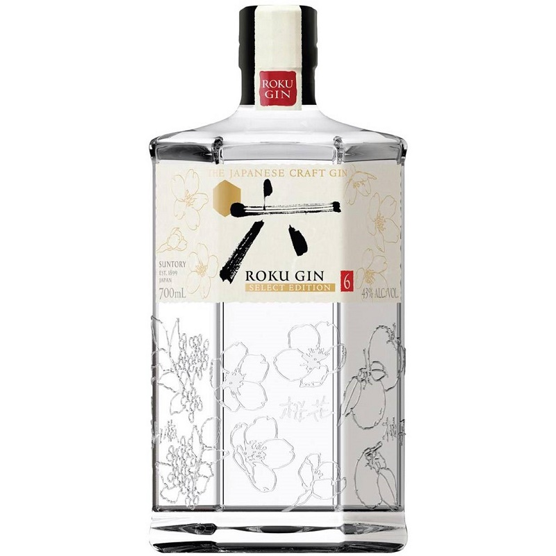 Suntory Roku Select Edition Gin Japonez