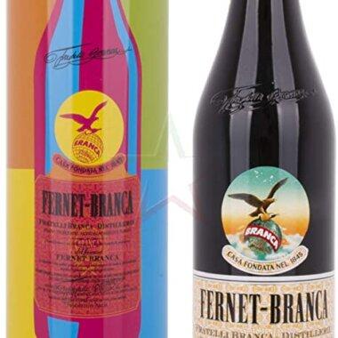 Fernet Branca Tinbox