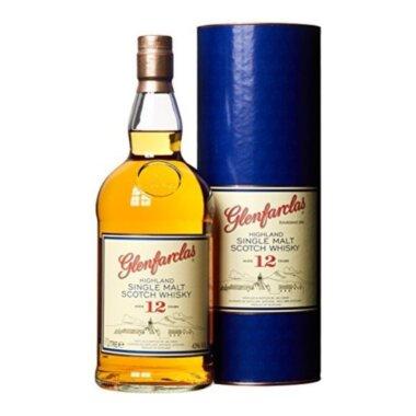 Glenfarclas 12 Ani Single Malt Whisky