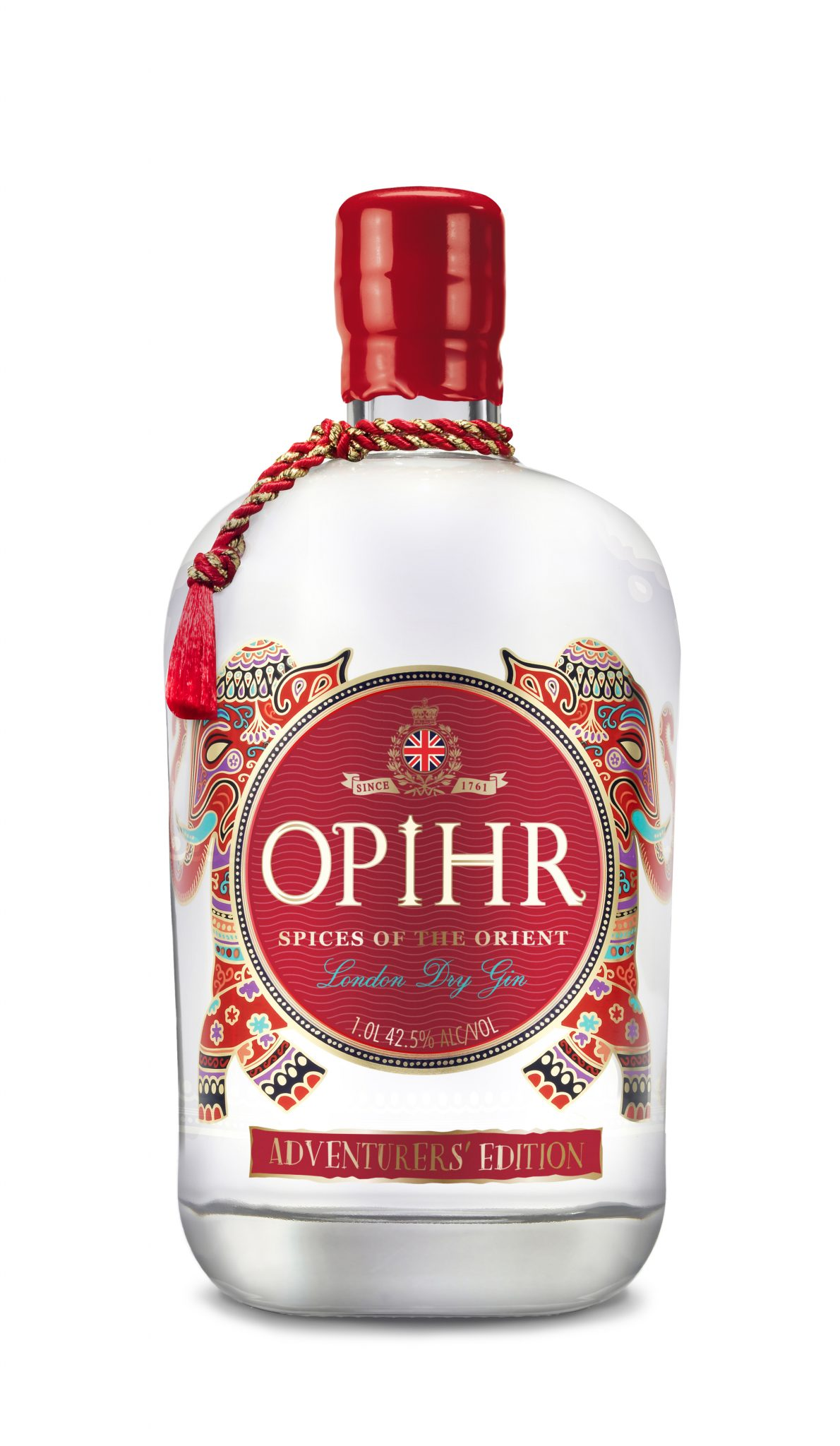Opihr Adventurers Edition Spices Of The Orient Gin