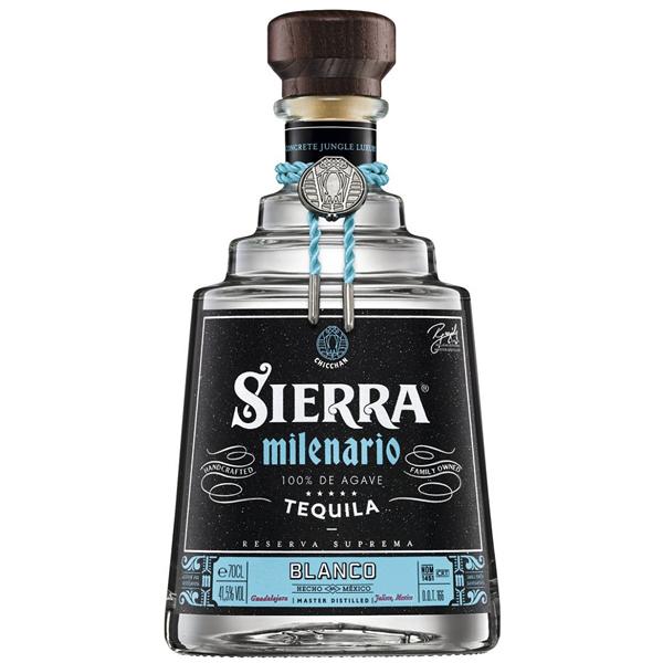 Sierra Milenario Blanco Tequila