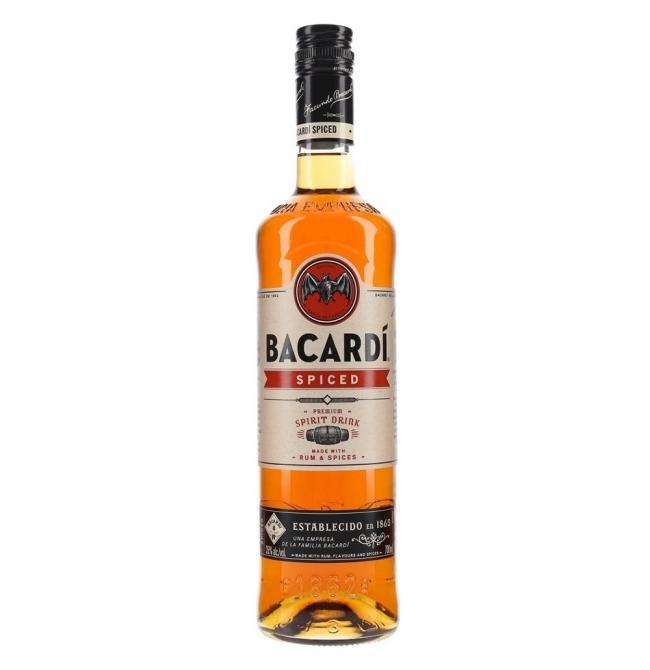 Bacardi Oakheart Spiced Rom